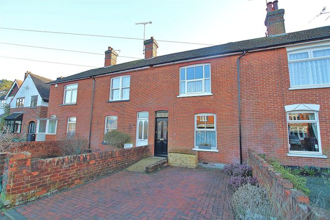 3 bed terraced house for sale in Brookwood, Woking, Surrey