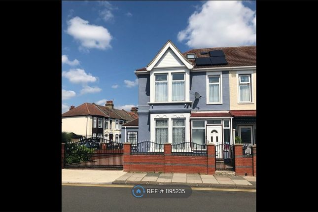 Thumbnail End terrace house to rent in Barking, Barking