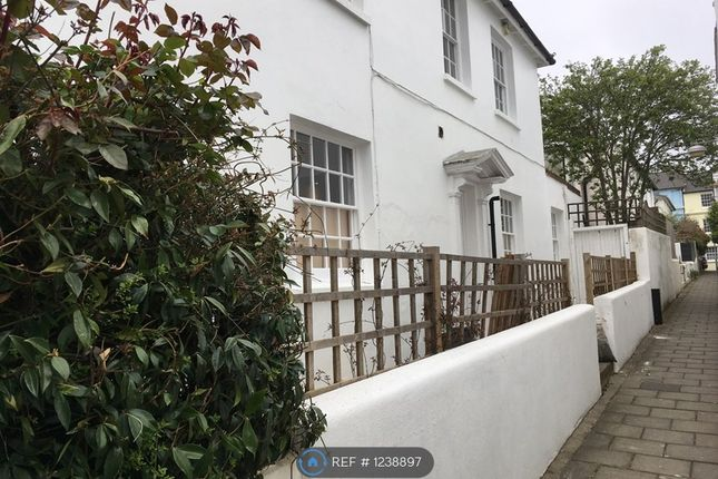 Thumbnail Detached house to rent in Camden Terrace, Brighton