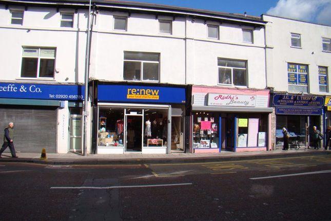 West Lee, Cowbridge Road East, Cardiff CF11