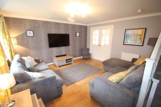 Lounge of Leglen Wood Place, Robroyston, Glasgow G21