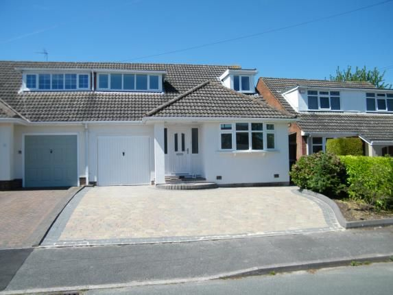 Thumbnail Semi-detached house for sale in Darwin Close, Chase Terrace, Burntwood