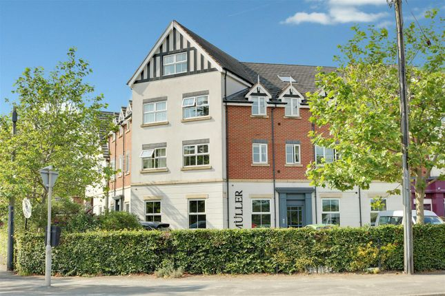 2 bed flat for sale in Crewe Road, Alsager, Stoke-On-Trent ST7