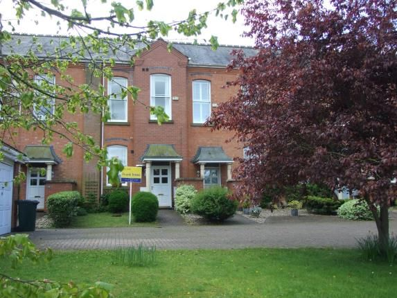 Thumbnail Terraced house for sale in Westminster Drive, Radcliffe-On-Trent, Nottingham