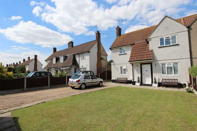 Thumbnail Property for sale in North Road, Purfleet