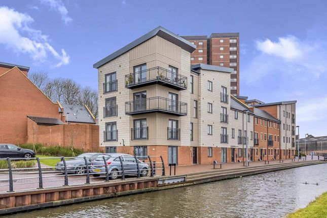 Thumbnail Flat to rent in Quay Side, Caldon Quay, Stoke-On-Trent