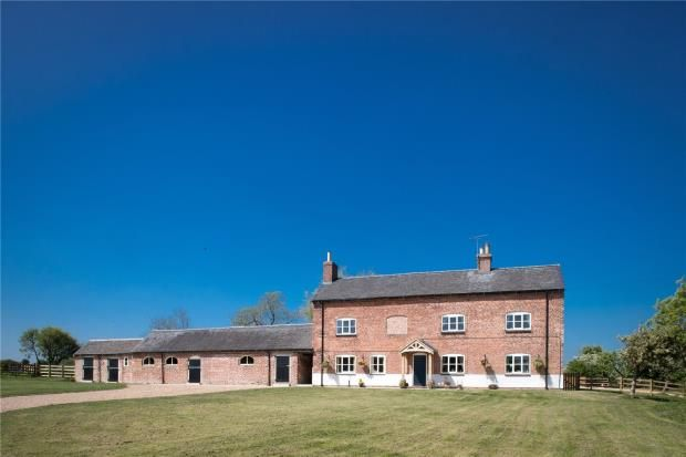 Thumbnail Detached house to rent in Needwood, Burton-On-Trent, Staffordshire