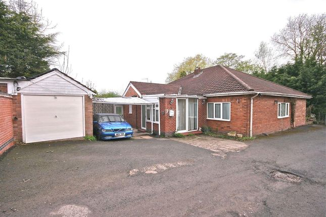 Thumbnail Bungalow for sale in Wrens Nest Lane, Ketley, Telford
