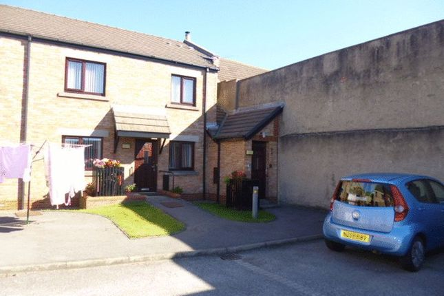 Thumbnail Flat for sale in Clayton Court, Bishop Auckland