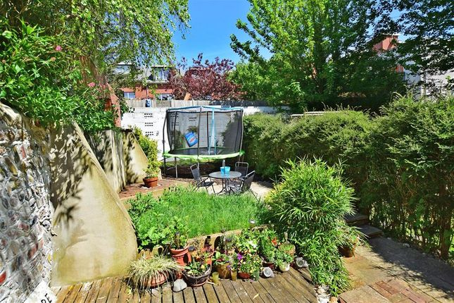 Rear Garden of Upper Hollingdean Road, Brighton, East Sussex BN1