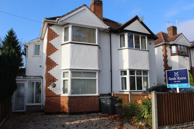 Thumbnail Semi-detached house for sale in Welford Avenue, Birmingham