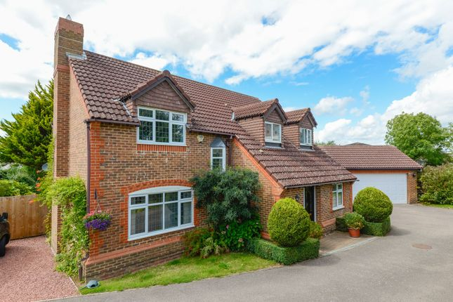 Thumbnail Detached house for sale in Lucilla Avenue, Knights Park, Ashford