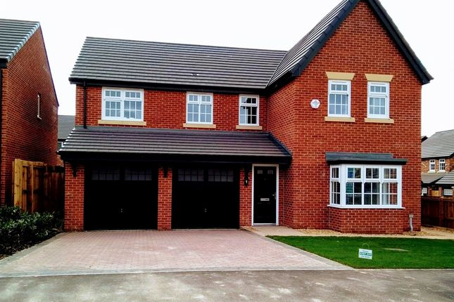 "Thumbnail Detached house for sale in ""Fenchurch"" at D'urton Lane, Broughton, Preston"