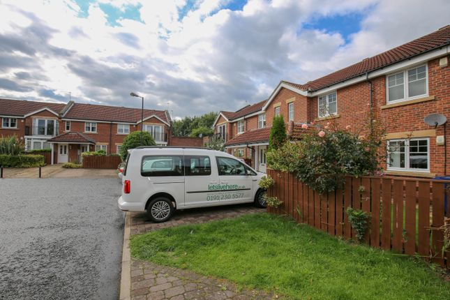 Thumbnail Flat to rent in Stable Lane, Red House Farm, Newcastle Upon Tyne