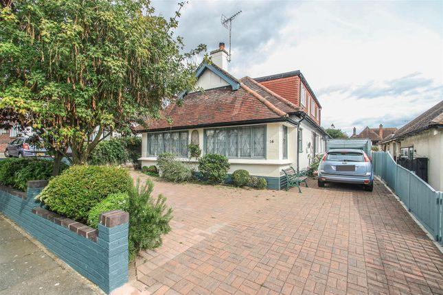 Thumbnail Detached house for sale in Leasway, Westcliff-On-Sea
