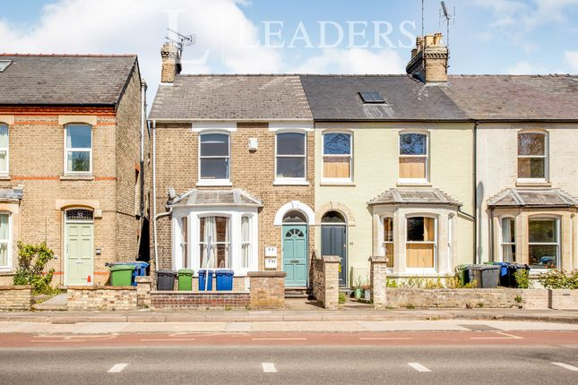 Thumbnail Maisonette to rent in Huntingdon Road, Cambridge