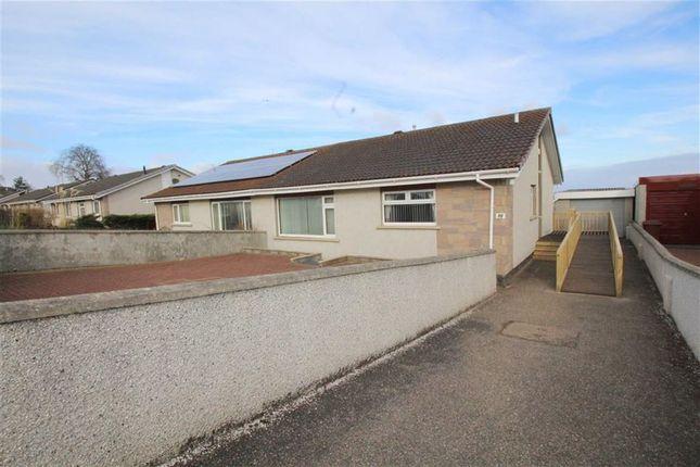 Thumbnail Semi-detached bungalow for sale in 13, Kincraig Terrace, Inverness