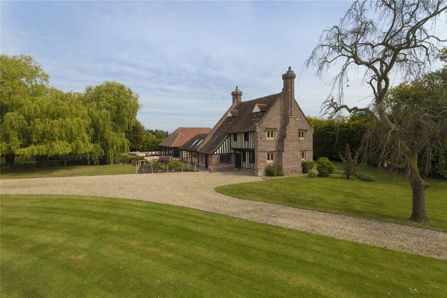 Thumbnail Detached house for sale in Hawe Lane, Sturry, Canterbury, Kent