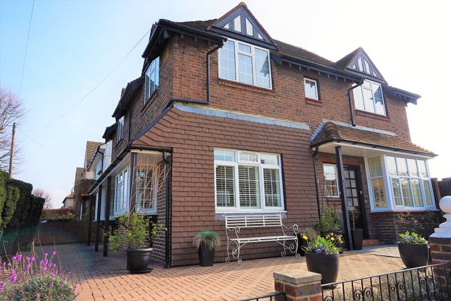 Thumbnail Detached house for sale in West Street, Epsom
