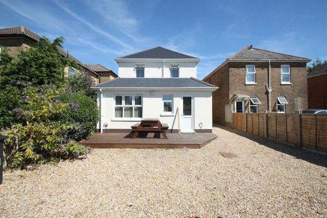 Thumbnail Detached house to rent in Wallisdown Road, Poole