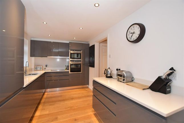 Detached house for sale in Rectory Lane South, Leybourne, West Malling, Kent
