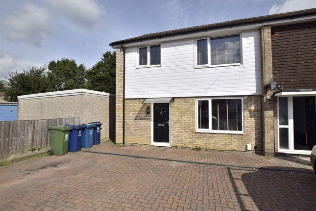 1 bed flat for sale in Kestrel Crescent, Blackbird Leys, Oxford OX4