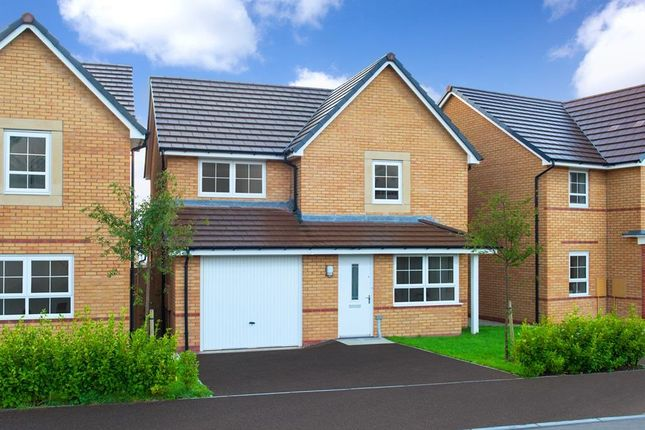 "Thumbnail Detached house for sale in ""Andover"" at Llantarnam Road, Llantarnam, Cwmbran"