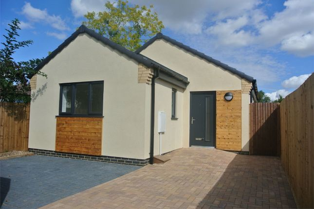 Thumbnail Detached bungalow for sale in Dunant Close, Bourne, Lincolnshire