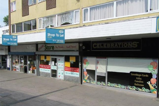 Thumbnail Commercial property to let in Marsh Lane Parade, 10-12, Stafford Road, Wolverhampton, West Midlands, UK