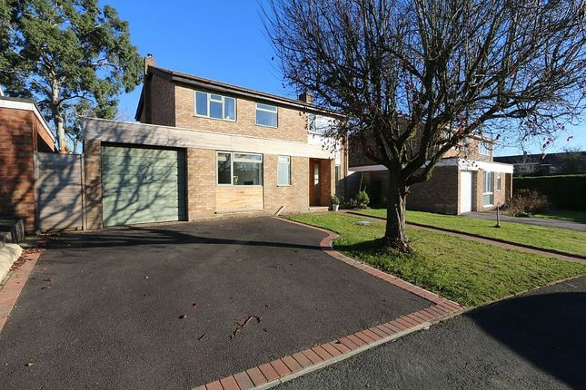 Thumbnail Detached house for sale in Kingston Close, Long Buckby, Northampton, Northamptonshire