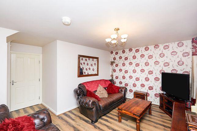 Living Room of South Lodge Mews, Midway, Swadlincote, Derbyshire DE11
