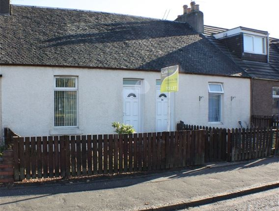 Thumbnail Terraced house to rent in Seafield Rows, Seafield, Seafield