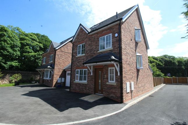 Thumbnail Detached house for sale in Warrington Road, Rainhill, Prescot