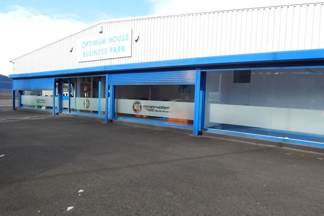 Thumbnail Studio to rent in Hale Road, Widnes