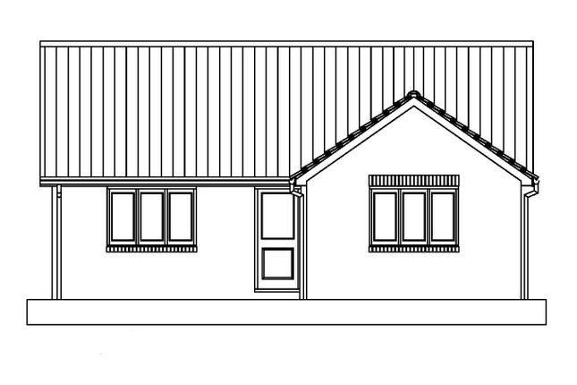 Thumbnail Detached bungalow for sale in Barbers Lane, Fakenham