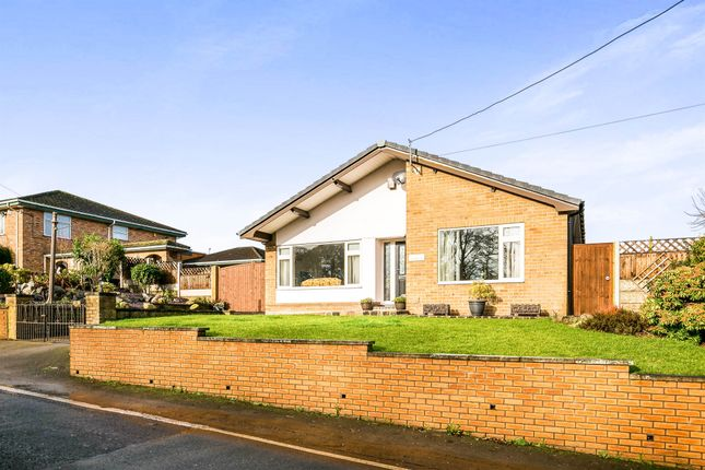 Thumbnail Detached bungalow for sale in Bank Mews, Off Bank House Lane, Helsby, Frodsham