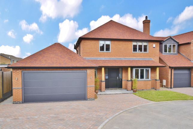 Thumbnail Detached house for sale in 2 Arley Gardens, East Leake