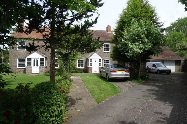 Thumbnail Detached house for sale in Bridge Road, Yate, Bristol