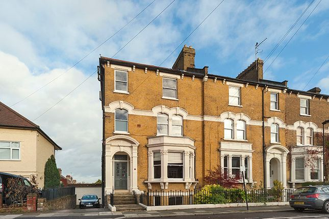 Thumbnail End terrace house for sale in Vicars Moor Lane, Winchmore Hill