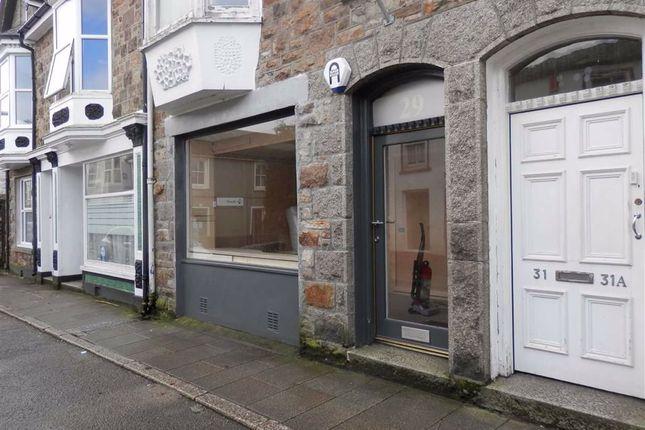 Thumbnail Restaurant/cafe to let in 29, Cross Street, Camborne
