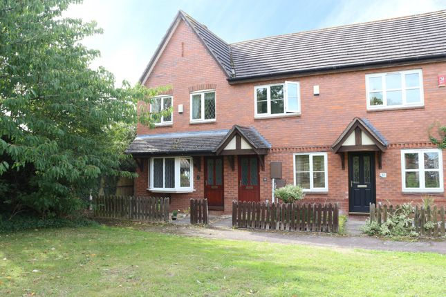Thumbnail Terraced house to rent in Dale Close, Long Itchington, Southam