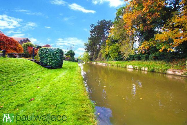 Riverbank of The Oval, Broxbourne EN10