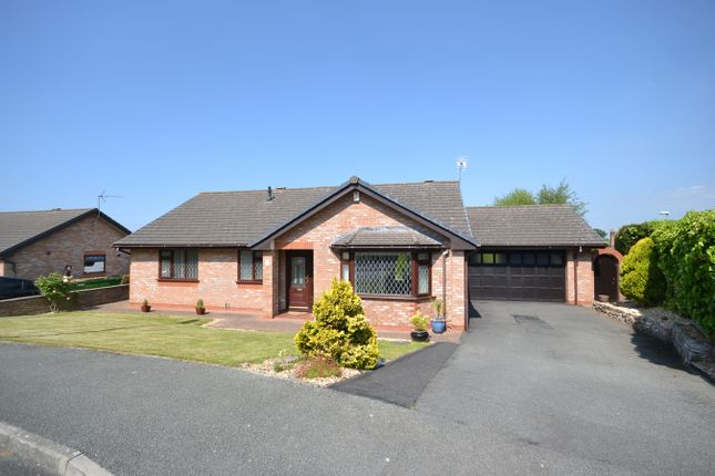 Thumbnail Detached bungalow for sale in Lon Wen, Abergele