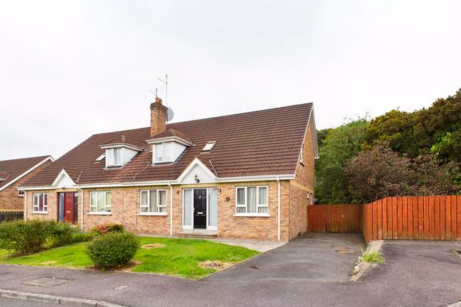 Thumbnail Semi-detached house for sale in Cloghoge Heights, Cloughoge, Newry