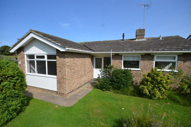 Thumbnail Bungalow for sale in Habgood Close, Acle, Norwich
