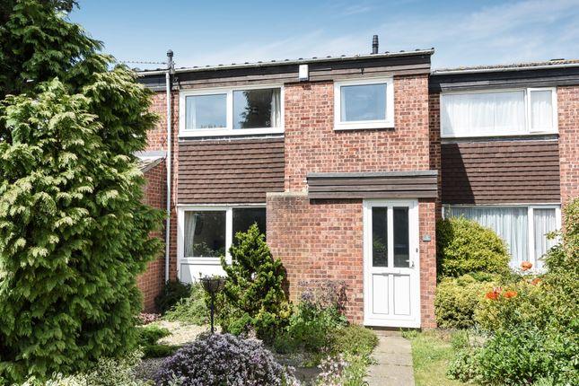 Thumbnail Terraced house for sale in Albury Walk, Eaton, Norwich
