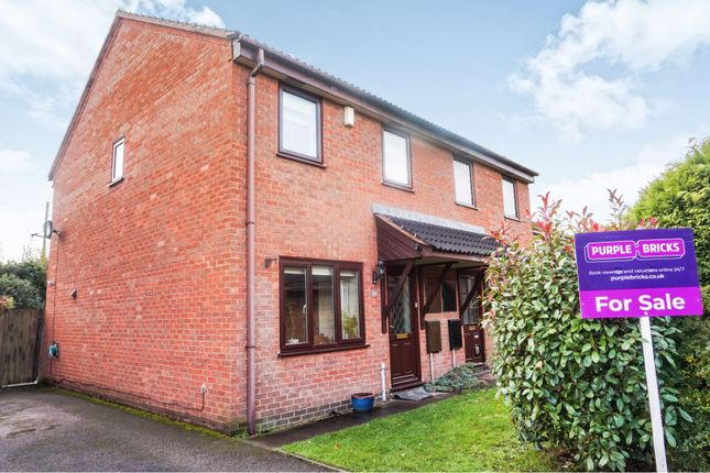 Semi-detached house in  Haymoor  Lichfield W Birmingham