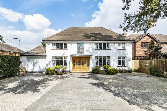 Thumbnail Detached house for sale in The Drive, Ickenham, Uxbridge, Middlesex