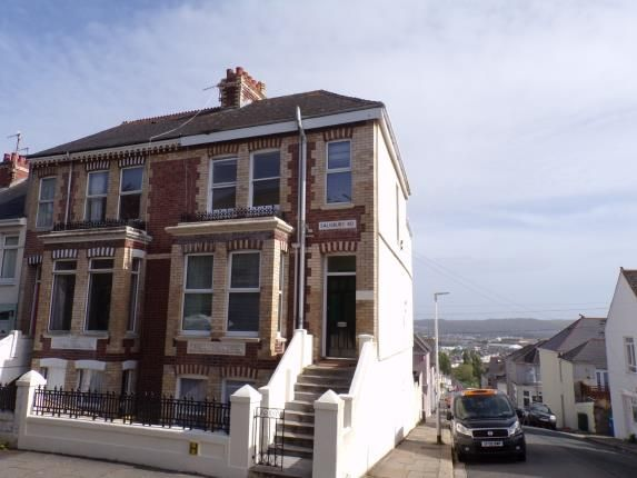 Thumbnail End terrace house for sale in St. Judes, Plymouth, Devon
