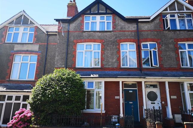 Thumbnail Terraced house for sale in Lovedon Road, Aberystwyth
